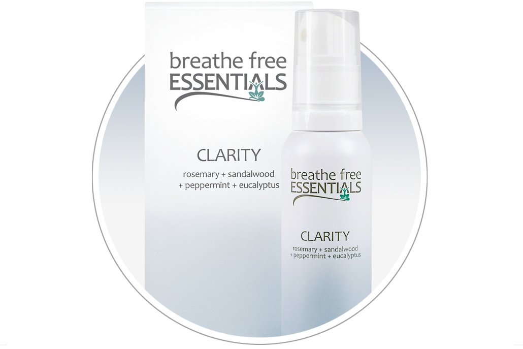 Breathe Free Essentials Clarity