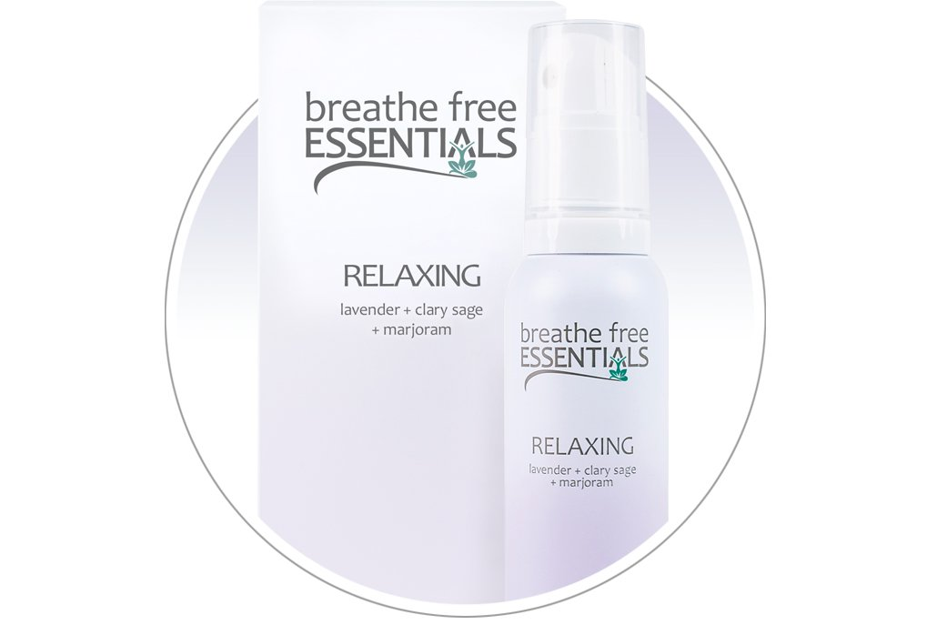 Breathe Free Essentials Relaxing