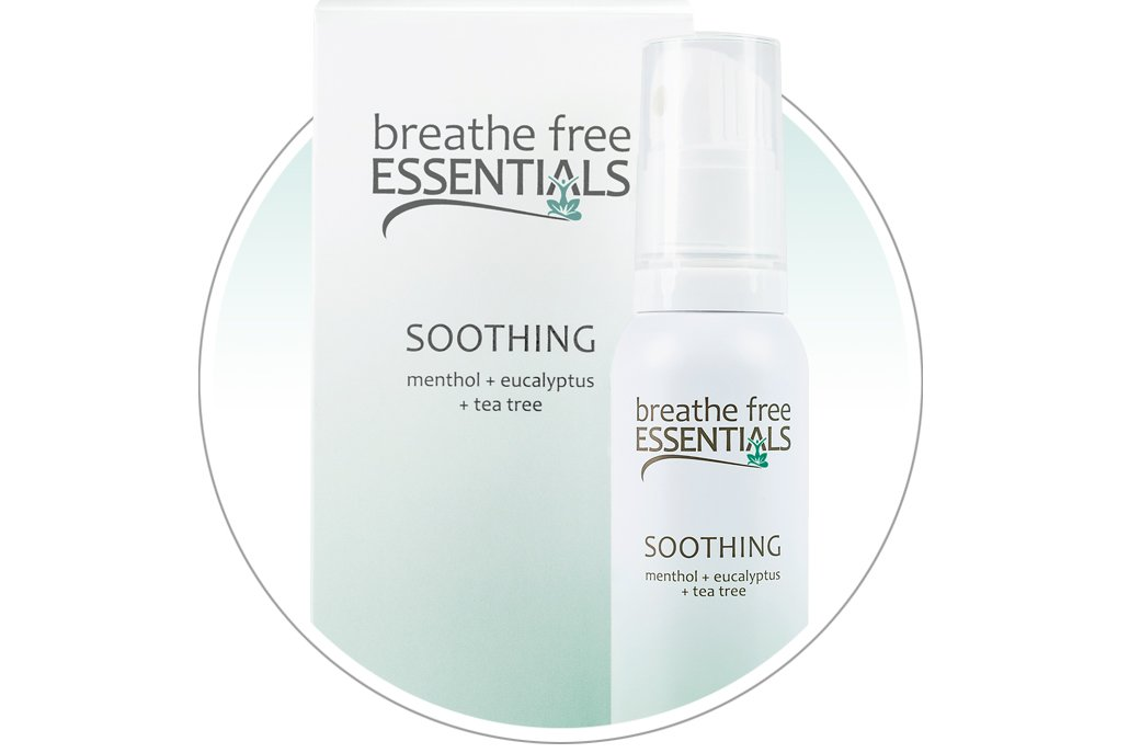 Breathe Free Essentials Soothing